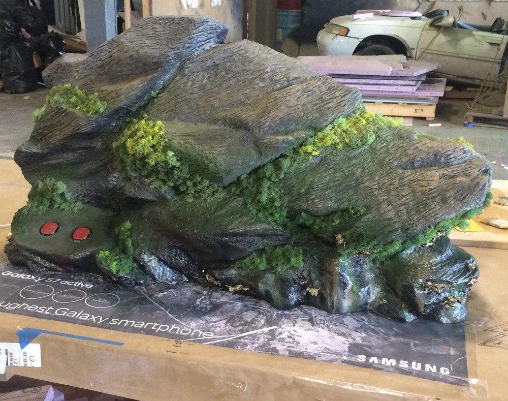 Illumivation Rock Sculpture AT&T Visual Merchandising.jpg
