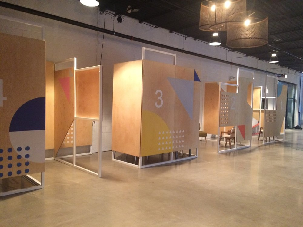 Illumivation Scenic Conference Custom Backdrop Baltic Birch Plywood Steel Furniture 2.jpg