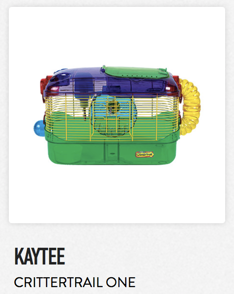 Kaytee Crittertrail OneNot appropriate size wise for rats. Fine as a carrier if wheel is removed.