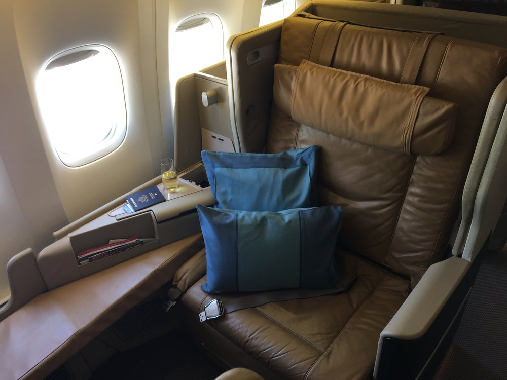Cash bookings in premium cabins will see a bump in their earn rate or remain the same.