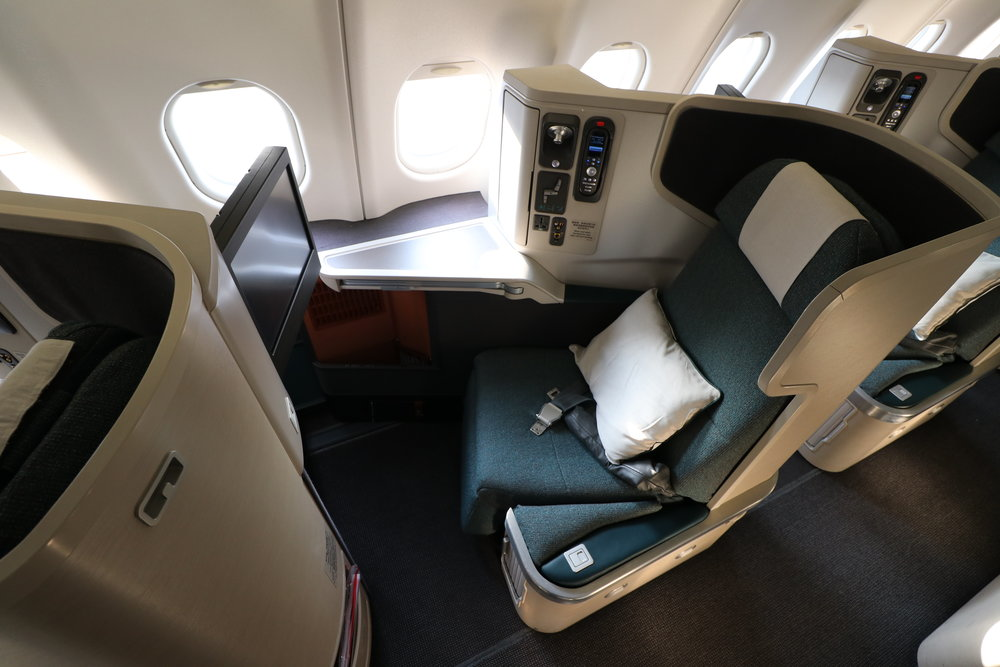 Earning points from rent payments to book Cathay Pacific business class works for me!