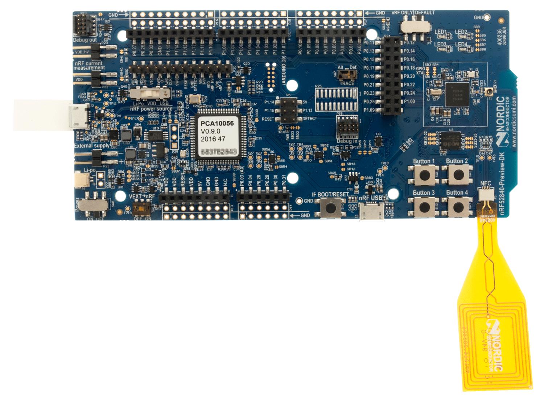 Nordic nRF52 Preview DK — Embedded Artistry