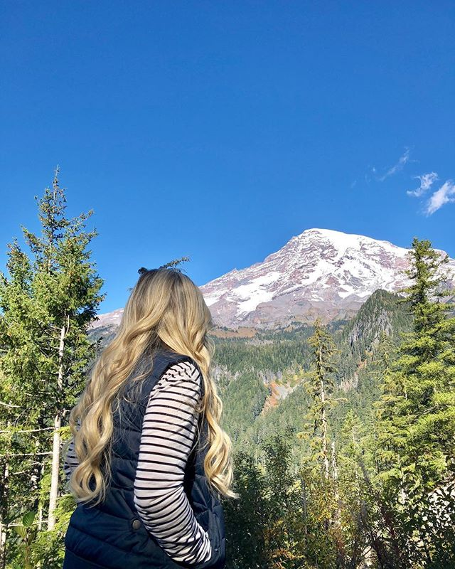 -Adventure is out there-  #mountrainiernationalpark #mountrainier #explore #explorewashingtonstate #legallylani #evergreenstate #travel #travelgram #traveldiary