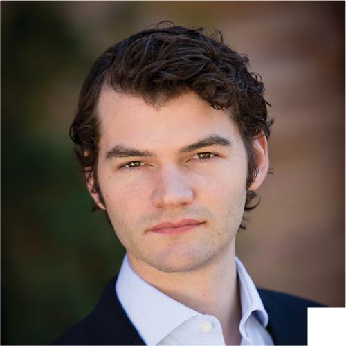 Justin McAuliffe Program Associate, Conrad N. Hilton Foundation