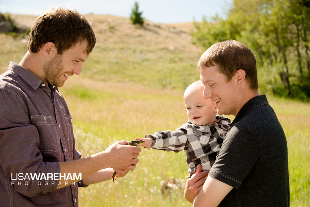 little basin creek family portraits