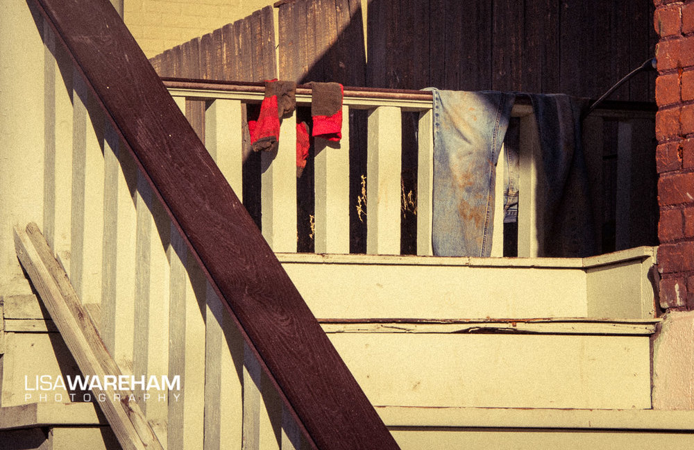"""Neighbor to the """"old teddy bear"""" house."""