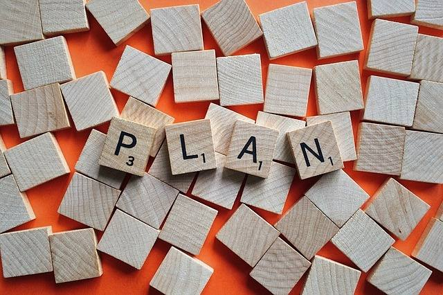Create a plan that aligns with your goals and then make adjustments along the way - you'll be more likely to fulfill your goals.