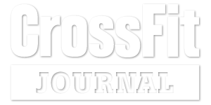 CrossFit Journal Logo. CrossFit Primal Energy is a CrossFit Affiliate