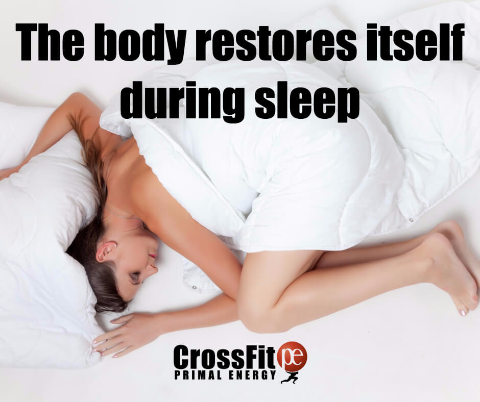 Want to avoid DOMS? Recover from CrossFit workouts (and other workouts) faster by letting the body recover with adequate sleep.