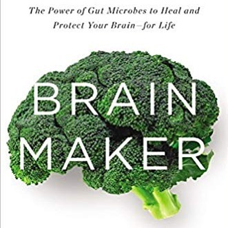 @purington19 and @cynthiapurington recommended this book and it's definitely something you should check out.  It talks about how important gut health is and the correlation between your gut and your brain.  If you want to geek out on some nutrition, grab it 👊