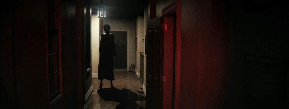 P.T.,  Hallway
