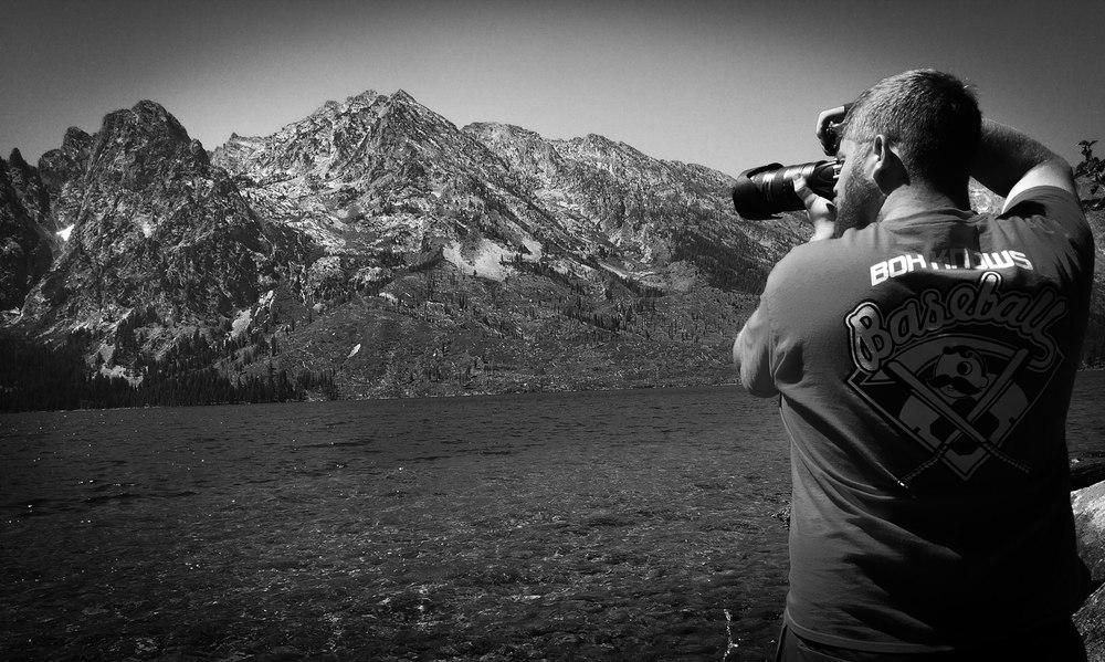 The Grand Teton - Wyoming, US