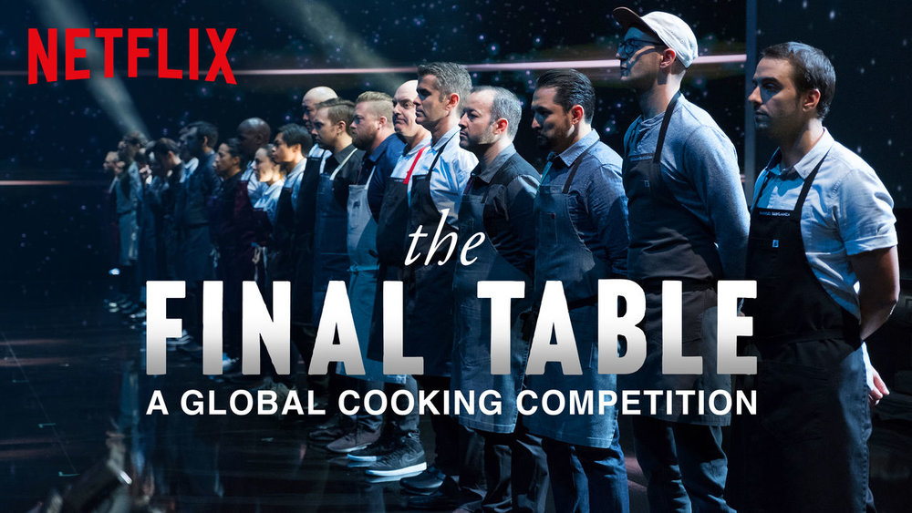 THE FINALE TABLE. NETFLIX. SEASON 1. DESIGNER: SOYON AN