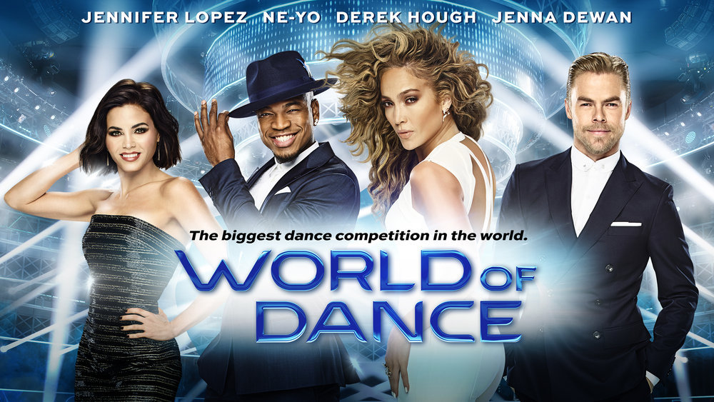 WORLD OF DANCE. NBC. SEASON 2, SEASON 3. DESIGNER: MARINA TOYBINA