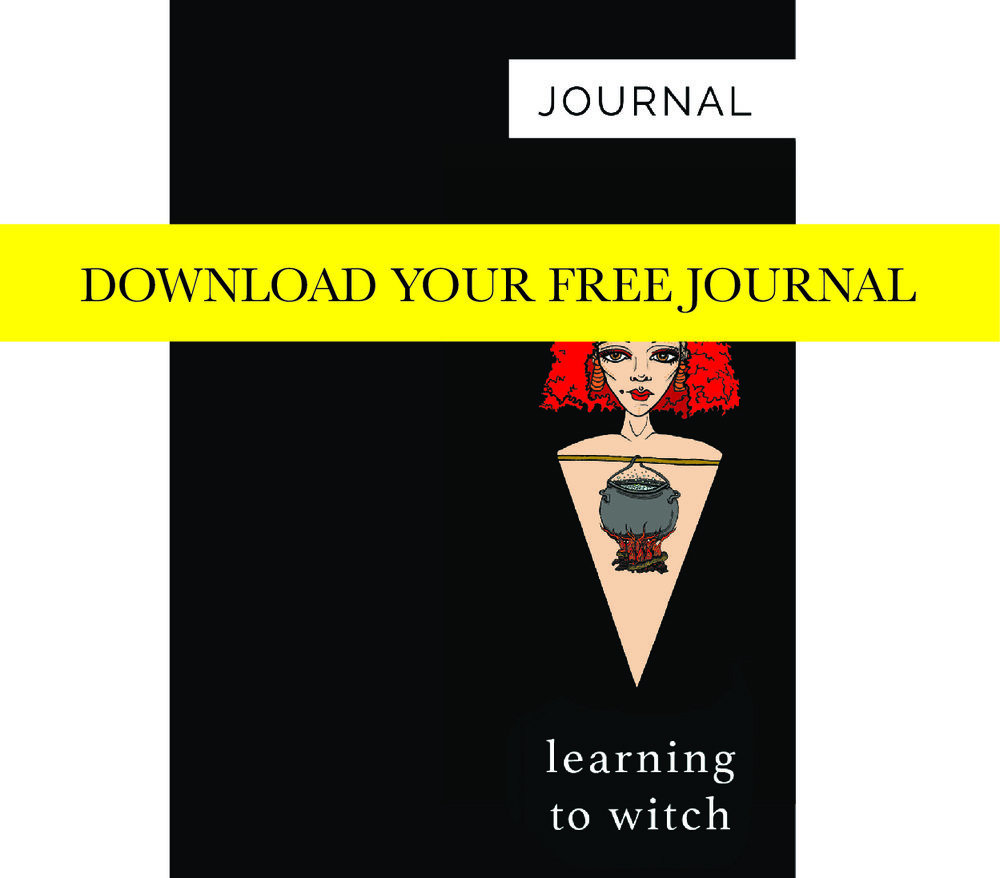 Free downloadable tarot journal