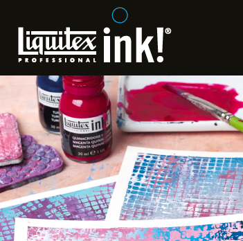 Liquitex ink tips and techniques