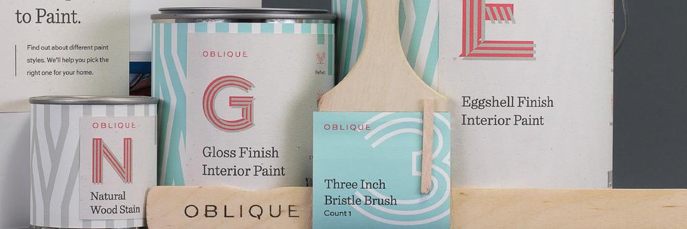 Oblique Paint Co.