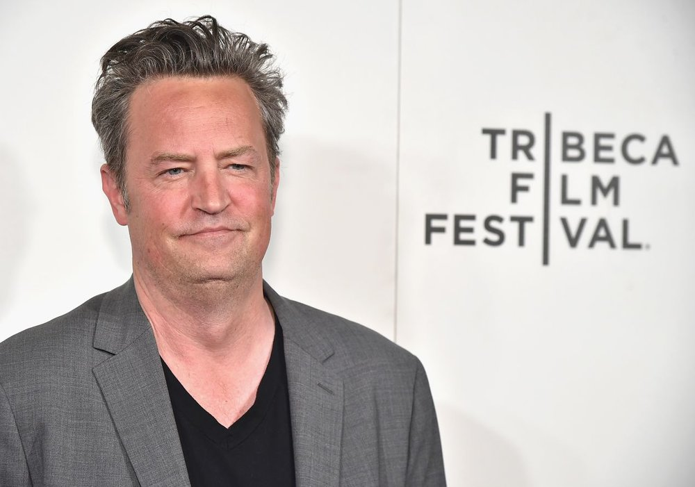 Matthew Perry. Theo Wargo/Getty Images for Tribeca Film Festival