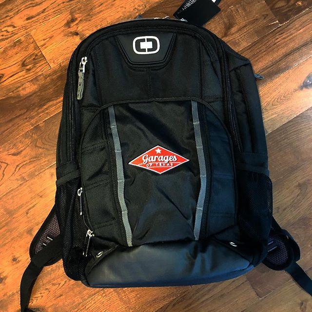 Embroidered logo on OGIO backpack 🎒! . . #theoriginbrand🗣 #embroidery #Screenprinting  #heatpress #somethingcustom #custommerch #differencemaker #worldchanger  #wearetheorigin #printingwithapurpose #workingwithcommunity #lovewhatyoudo  #customorders