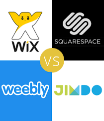 Website Builders Comparison Chart for 2017.    Last updated on 21 August, 2017 by Jeremy Wong in Comparison, GoDaddy Related, Jimdo Related, Squarespace Related, Weebly Related, Wix Related.  This website builder review chart compares key features based on our opinion & feedback from other users.