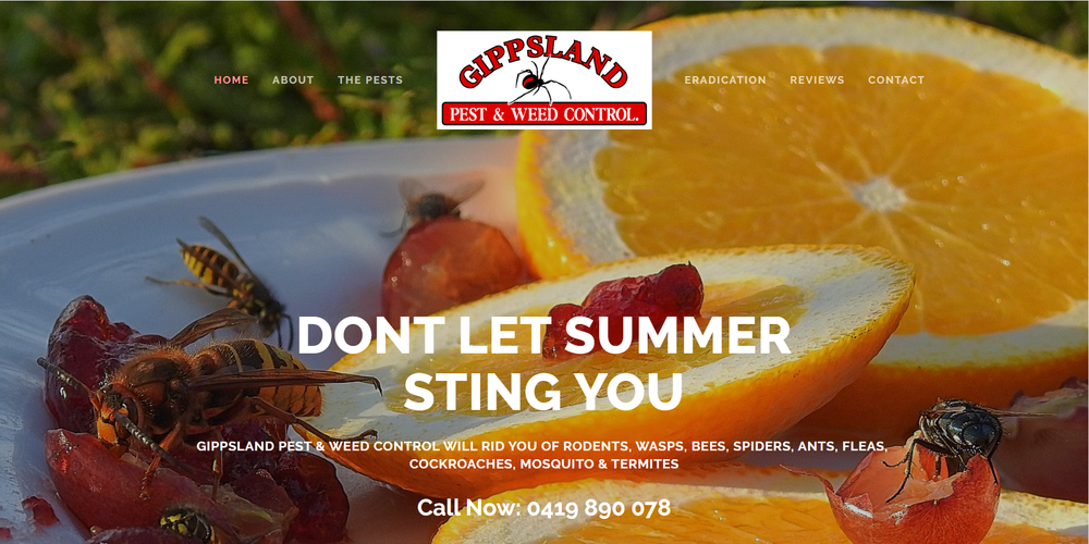 Gippsland Pest and Weed Control