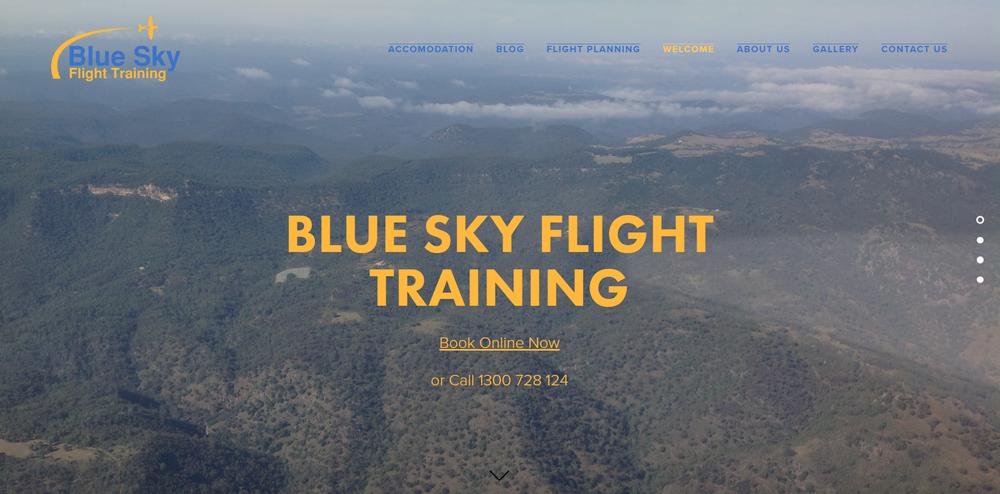 Blue Sky Flight Training