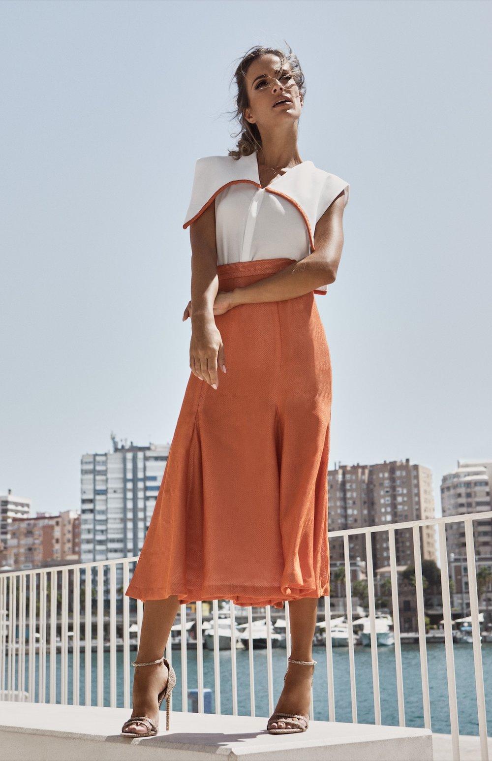 Sailor Top - Riviera Skirt