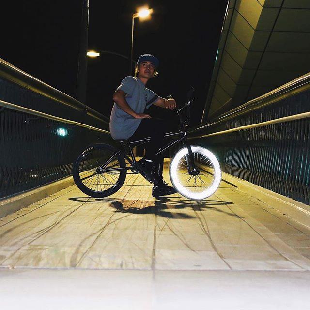 #albedo100 #reflective #spray #bmx #bike #アルベド100 #反射 #スプレー #自転車
