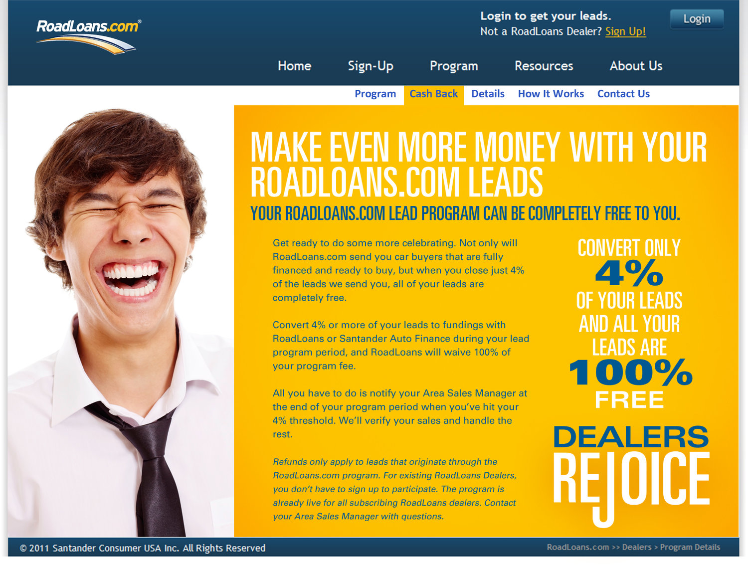 roadloans car dealers