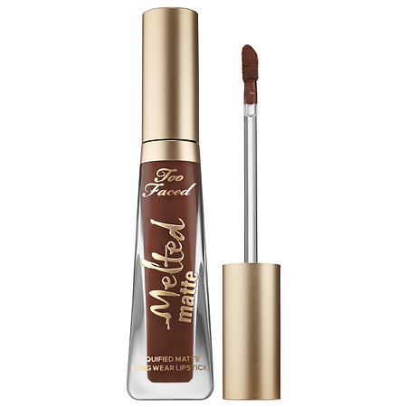 Too Faced Melted Matte Liquified Long Wear Matte Lipstick in Naughty by Nature