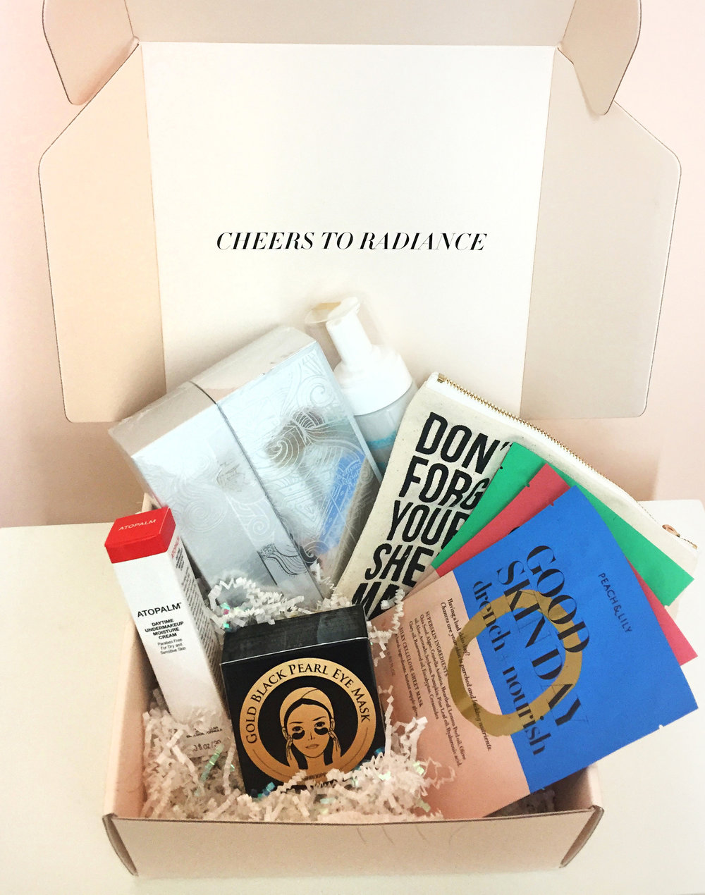 The Radiance Holiday Gift Box ($148)