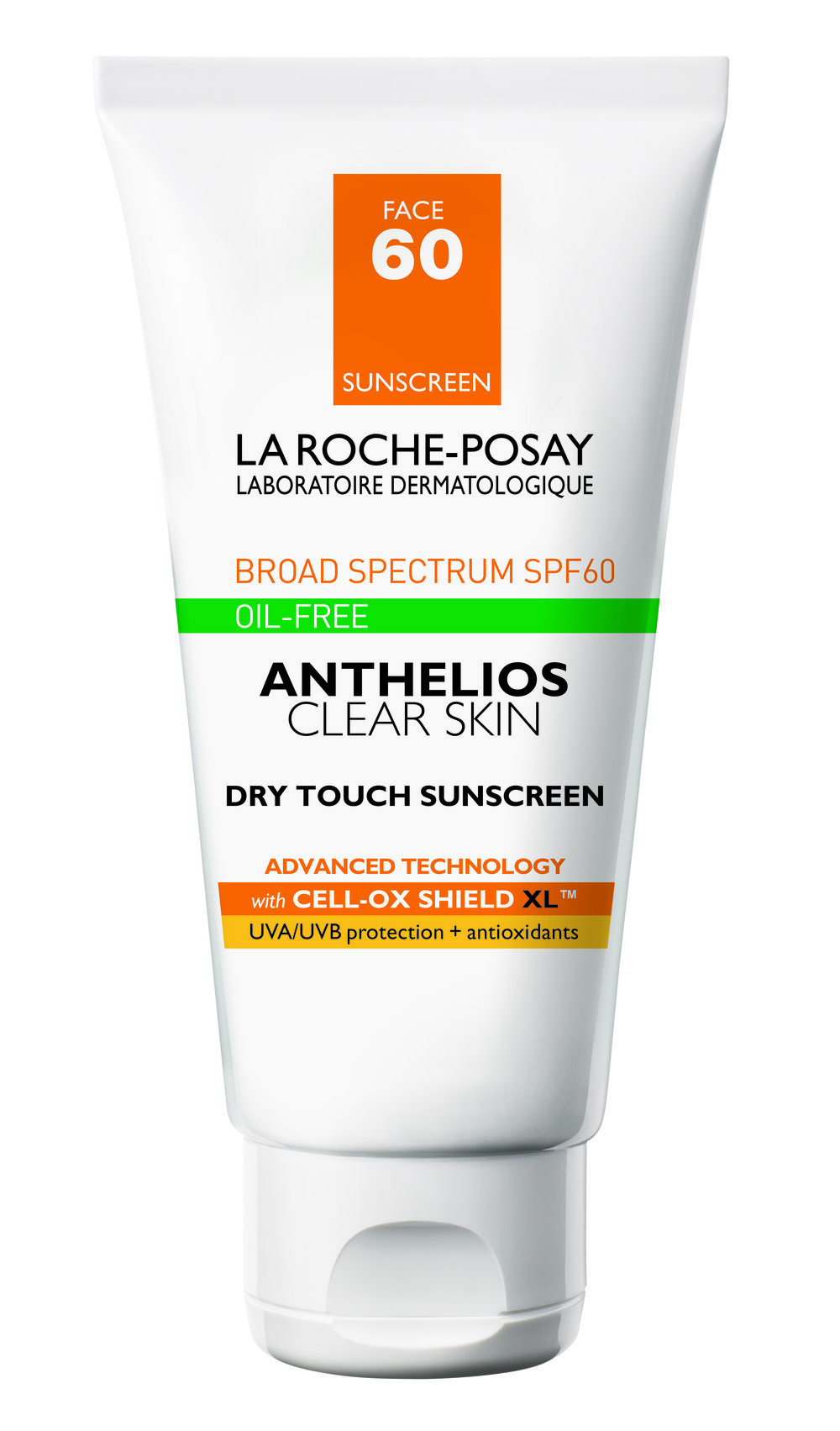 La Roche Posay Anthelios Clear Skin Dry Touch Sunscreen ($20)