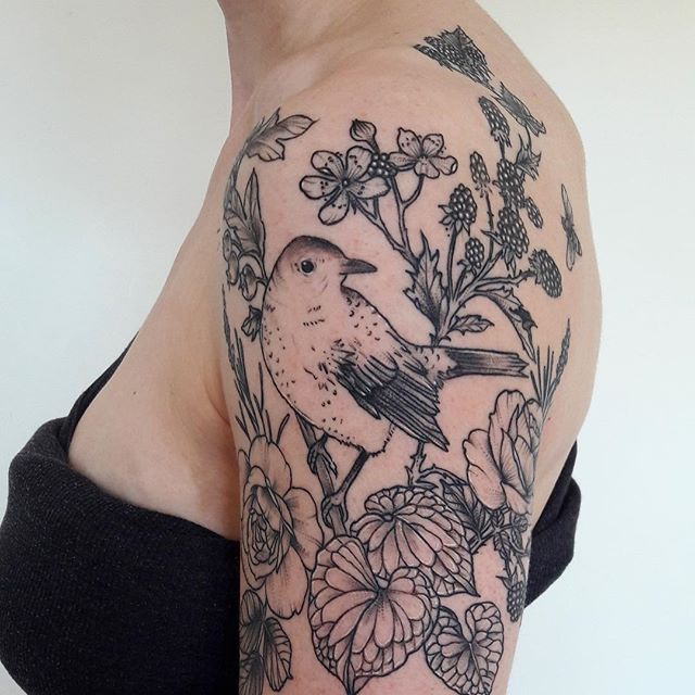 Photo:  instagram.com/harriettattoo