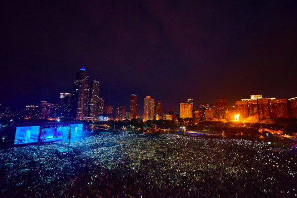 Photo:  instagram.com/lollapalooza