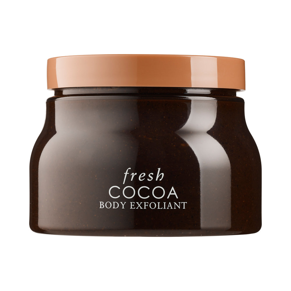 Fresh Cocoa Body Exfoliant ($45)