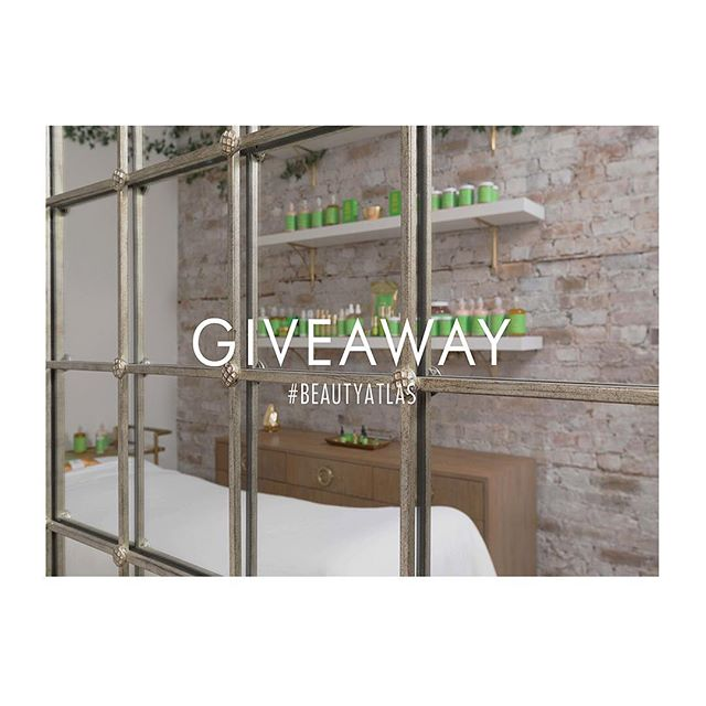 GIVEAWAY ANNOUNCEMENT: As we prepare to take off for our next destination, we're thrilled to share an exciting offer from our friends at the new @CredoBeauty Chicago. The Bucktown natural beauty oasis is gifting one Beauty Atlas reader the most luxurious service on the spa menu at the Tata Harper Spa—The Ultimate Luxury Facial. The 90-minute service (a $250 value), includes facial massage techniques, a decadent mask, and an eye treatment, plus a rejuvenating hand treatment. The facial will be administered with @tataharperskincare products—all natural, nontoxic, and sublimely effective.  To enter for the chance to win, follow the rules below. Good luck! (Tap the link in our bio for more info.) 1️⃣ Follow @beautyatlas and @credobeauty.  2️⃣ Post a photo of yourself in Chicago (or just a pic of your best beauty look!), mentioning @beautyatlas and #wheresyourbeauty in your caption.  3️⃣ Tag a friend in your photo, challenging them to enter for a chance to win, too!