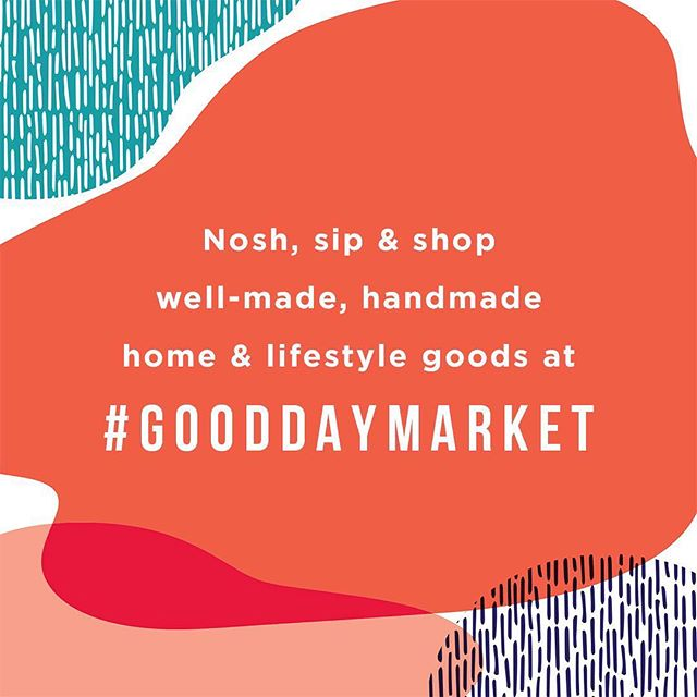 Tomorrow! Madison area friends, meet me at @one_onethousand tomorrow (Saturday) for snacks, sips, and shopping from some amazing local brands including @florabotanicalskincare and talented friends @cirealexandria and @americanprovenance, plus many more! See the full vendor line up and location info at gooddaymarket.net . . . #gooddaymarket #midwestmakers #madisonwi