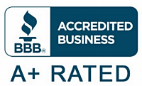 Better Business Bureau       Accredited Business            A+Rating
