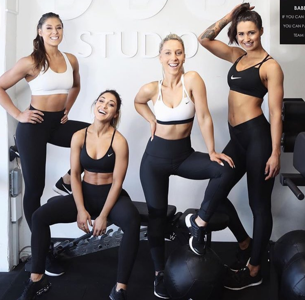 ALICE JANE X BASE BODY BABES - Alice Jane Appointed Head Female Coach at BASE BODY STUDIO || Alice has joined forces with the Sydney sisters 'Base Body Babes' as Head Female Coach of their new exclusive, women's only boutique training studio located in Kensington, Sydney.