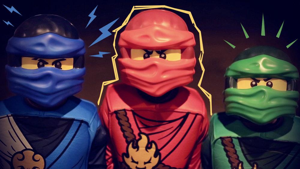 <b>Lego Ninjago</b> I Advertising