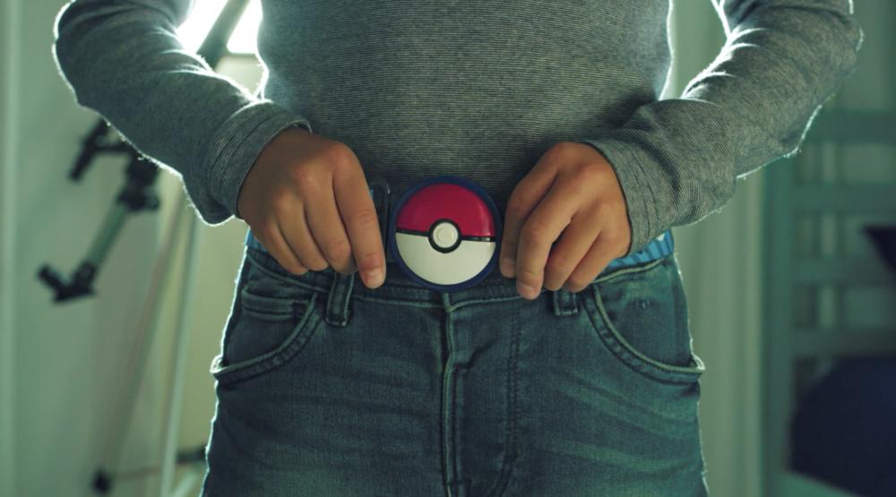 Pokemon Clip N' Go