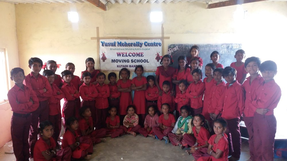 SEPTEMBER 2018  So the new school year has started - we still look forward to welcome more primary students - they are in their villages waiting to celebrate the Moharam festival the 20th. September.