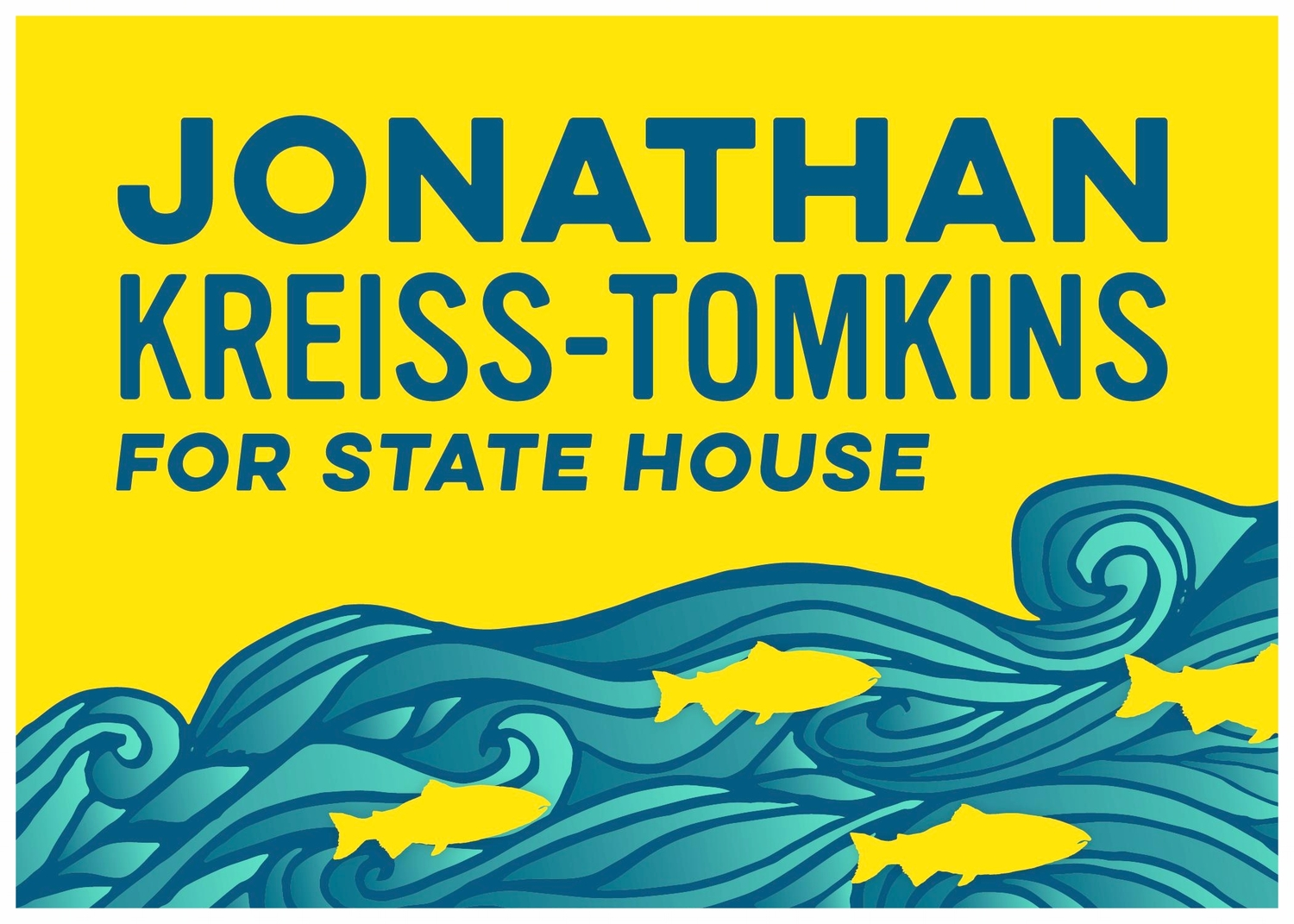 Jonathan for State House