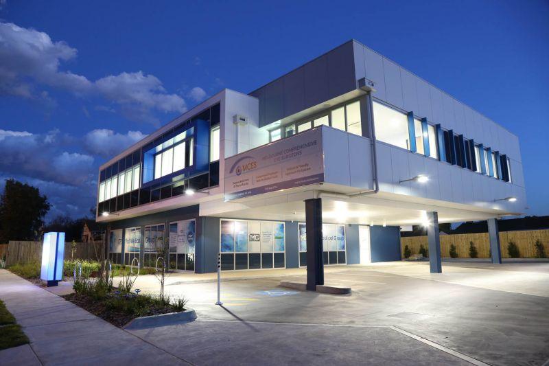 Medical Centre, Bellfield