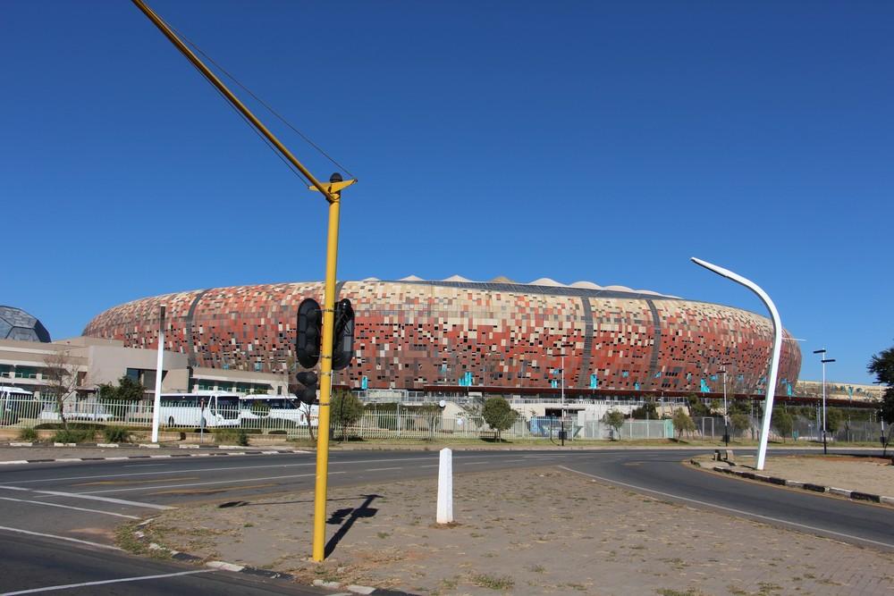 South Africa FIFA stadium