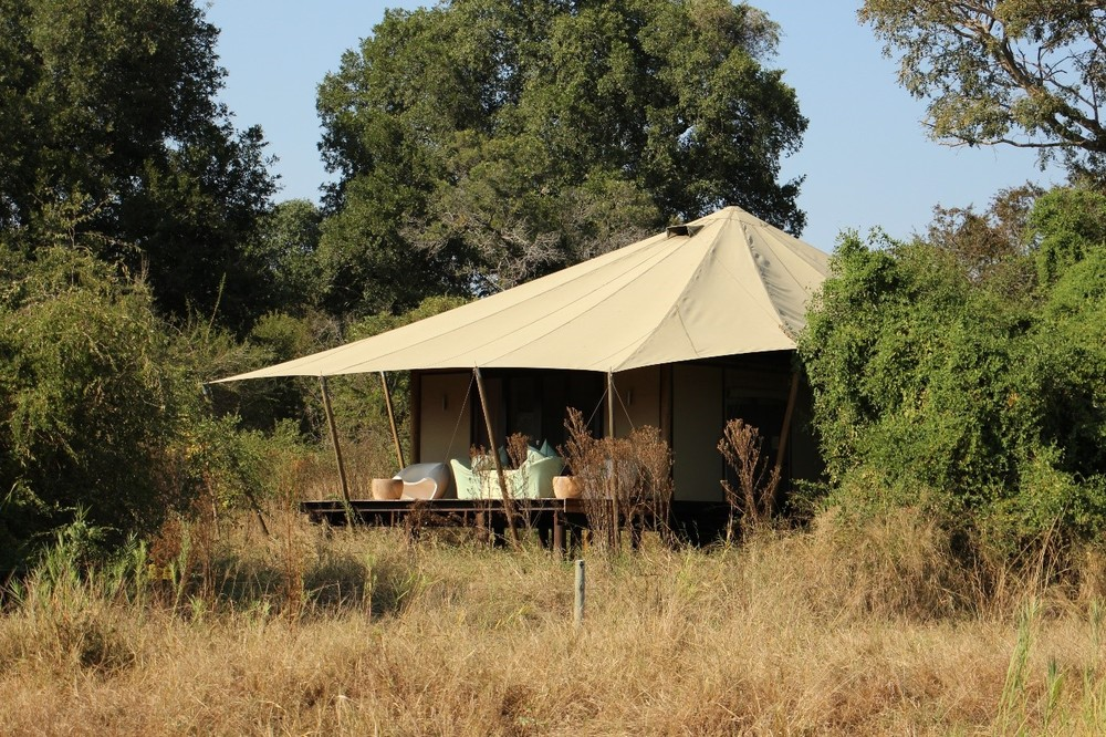 No theyu0027re not kidding about the tent part. There was no concrete in our villa(?) tent. & Ngala tented camp u2014 Travelynn