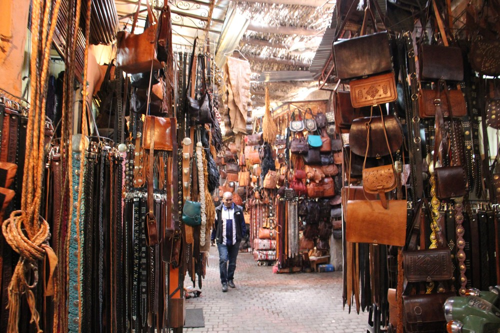 leather souks