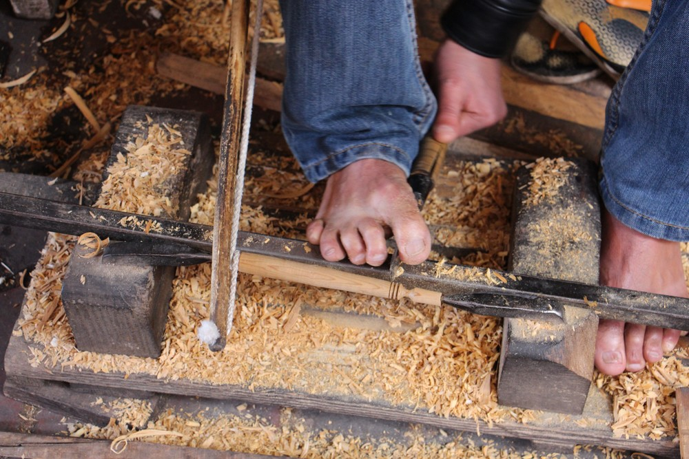 craftsman feet