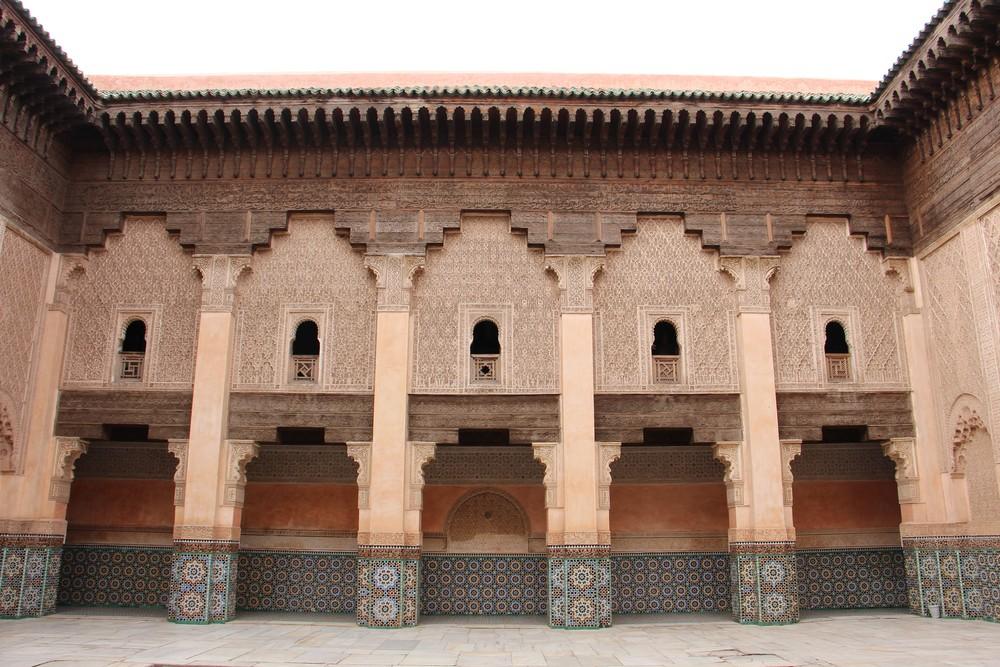 Ben Youssef interior