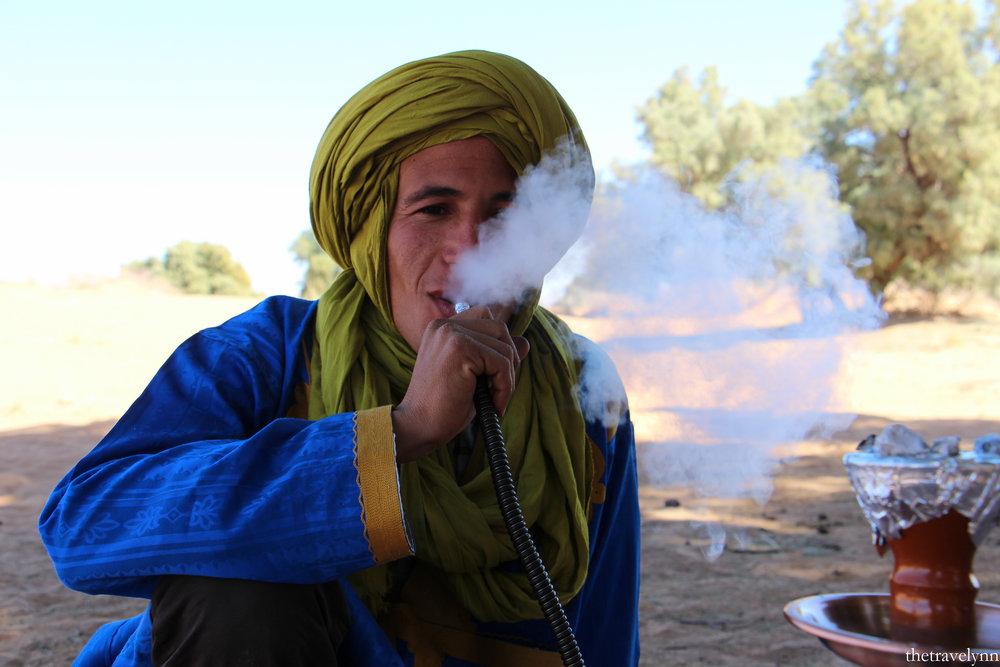 Berber shisha